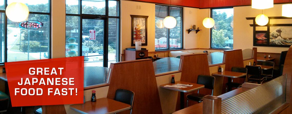 Hibachi Express Milledgeville Ga Japanese Fast Food Restaurant
